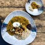 Carrot Dahl by Hermione of Hermione's Pantry | Ethical Influencers