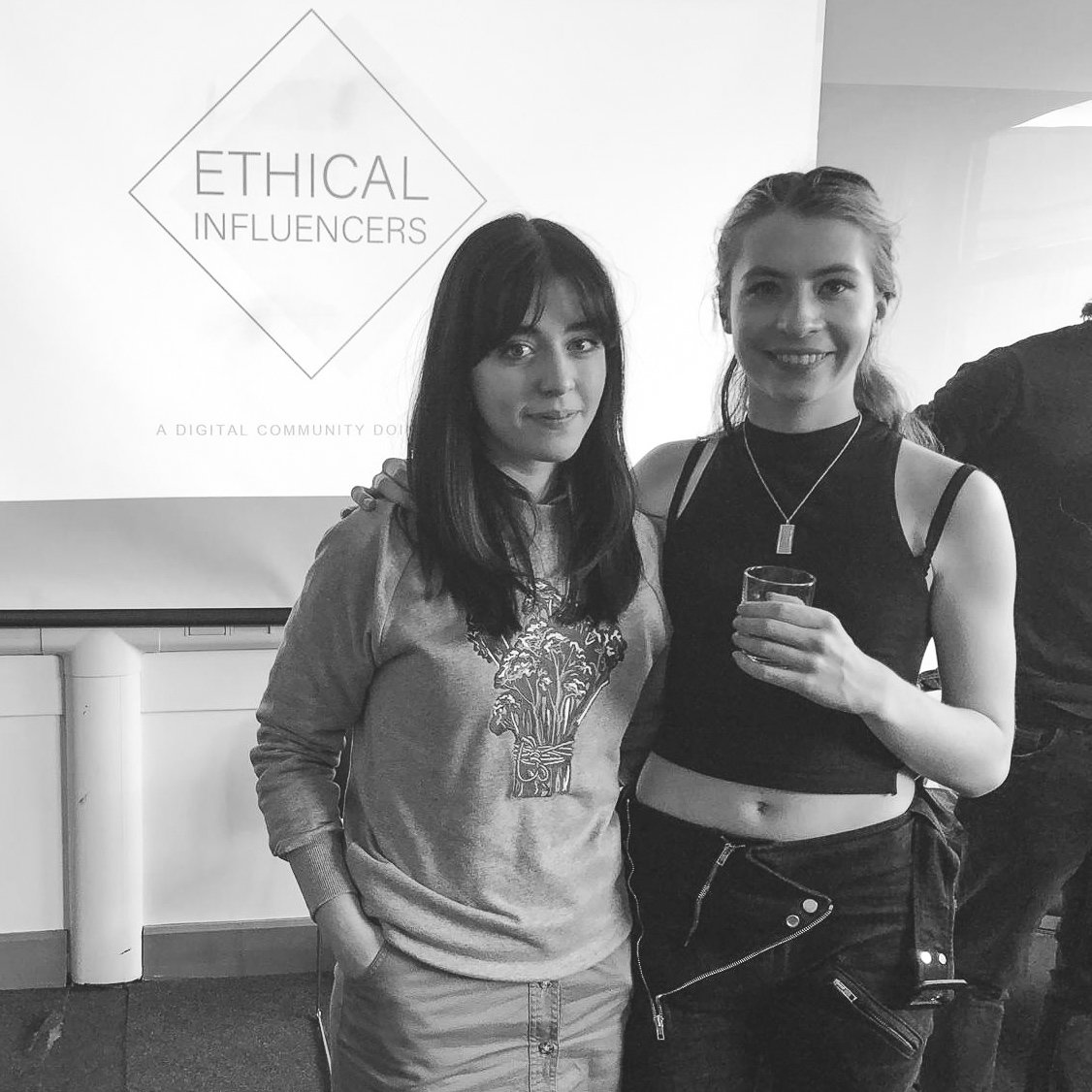 Besma of Curiously Conscious and Ella of The Fashion Common Room | Ethical Influencers