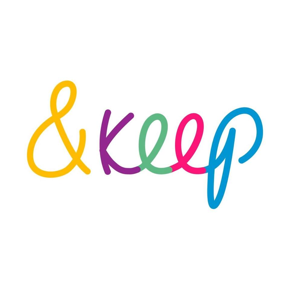 And Keep Logo