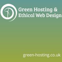 Green Hosting Logo