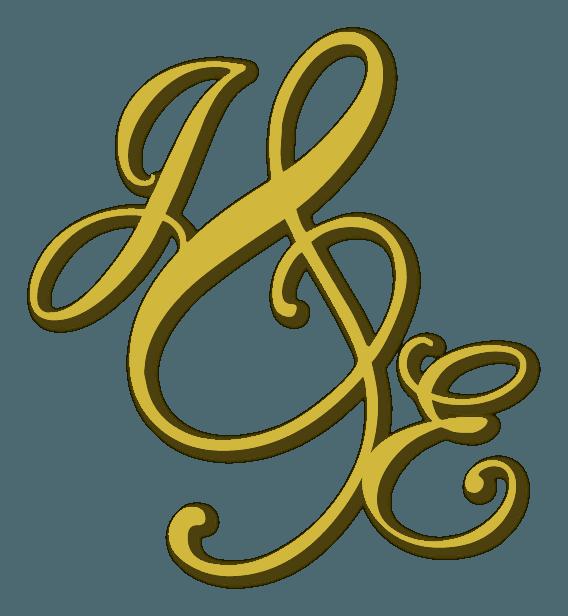 Jacqueline and Edward Logo