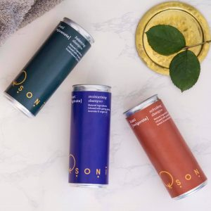 Ksoni shampoo in a can