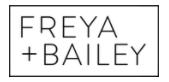 Freya + Bailey logo