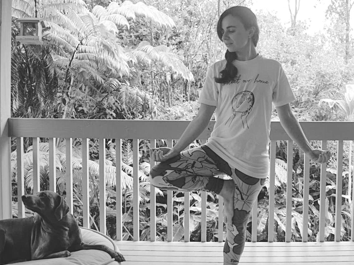 Beatriz of Yoga with Aloha | Ethical Influencers