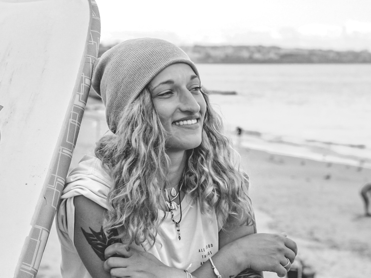 Selma of Surf and Protect | Ethical Influencers