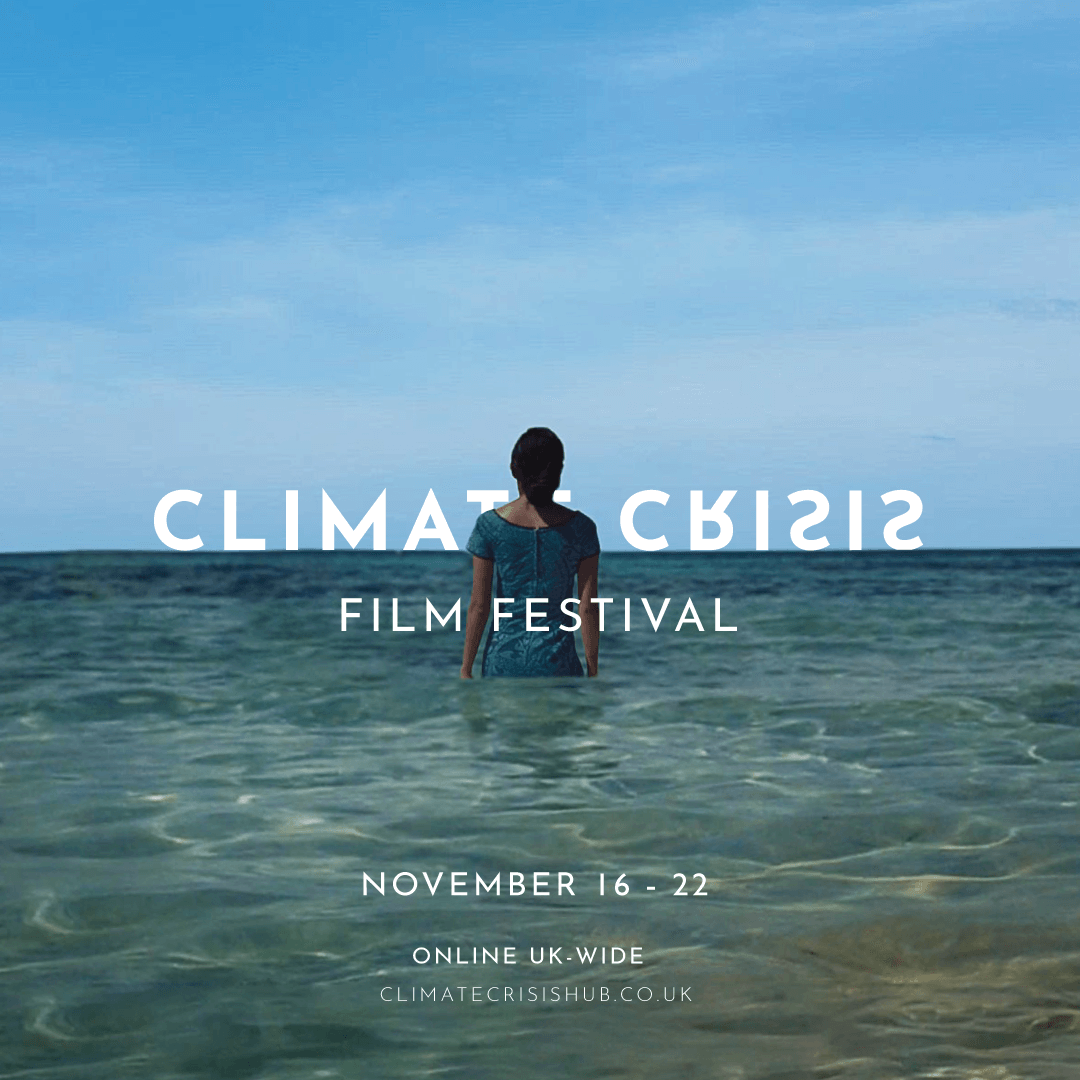 Climate Crisis Film Festival Poster