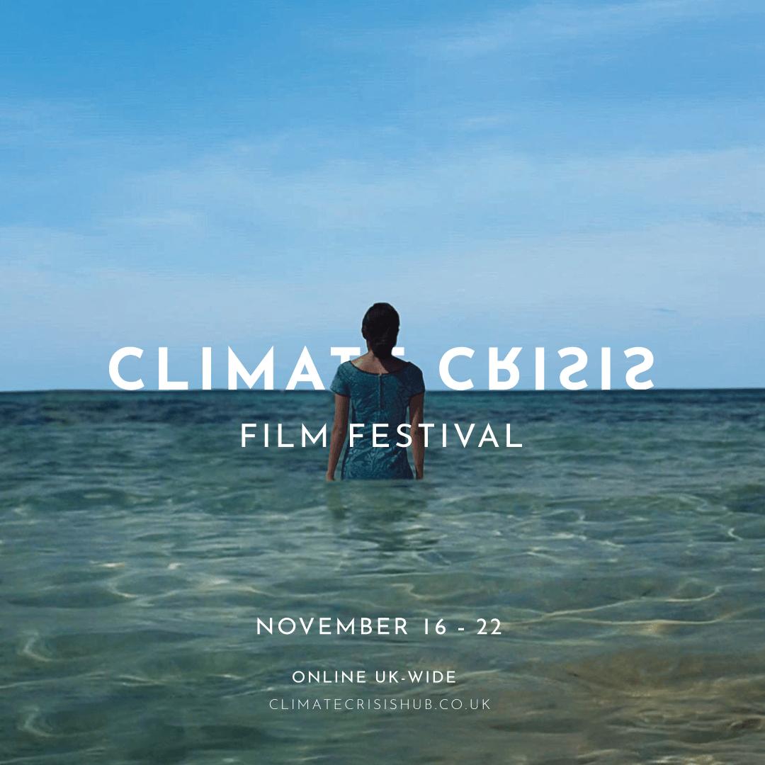 Climate Crisis Film Festival Poster