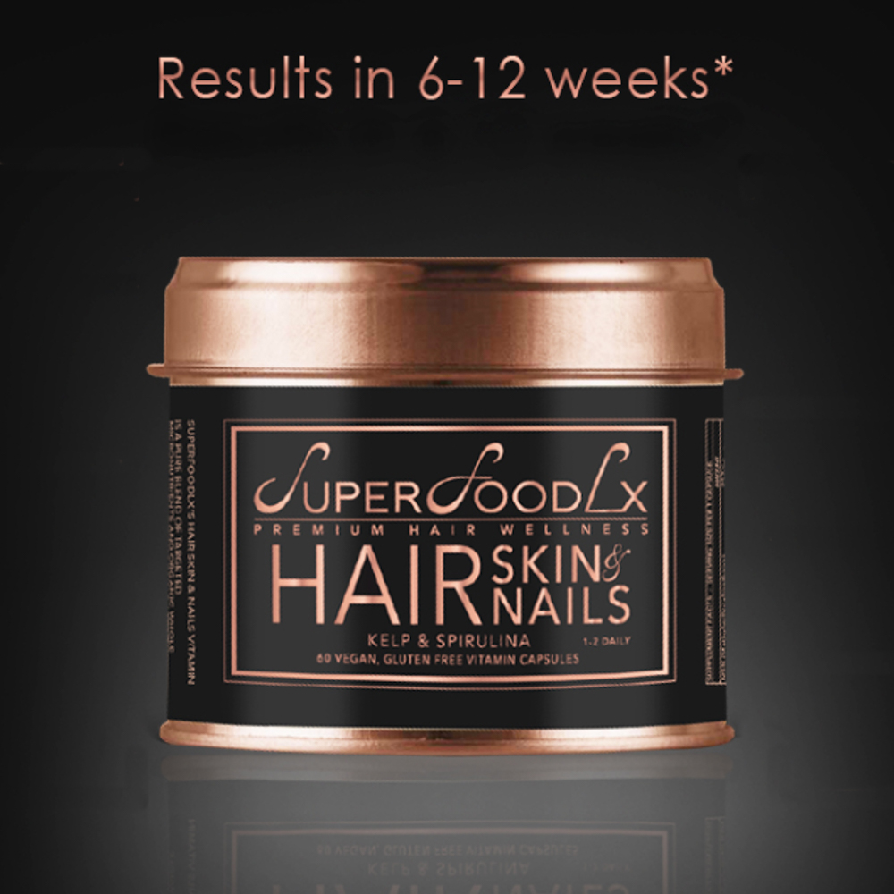 SuperFoodLx Hair Wellness Product