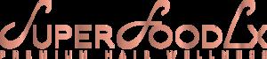 SuperFoodLx Hair Wellness Logo