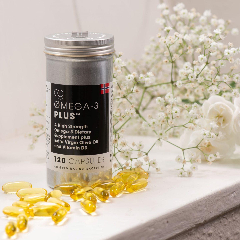 OG Omega-3 Plus Product