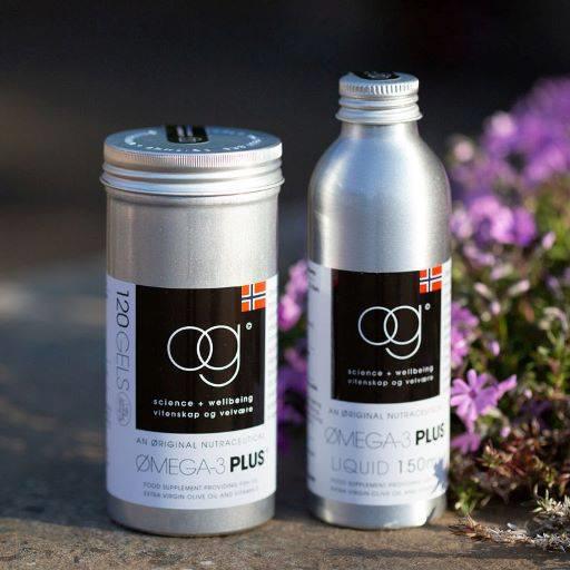 OG Omega-3 Plus Products