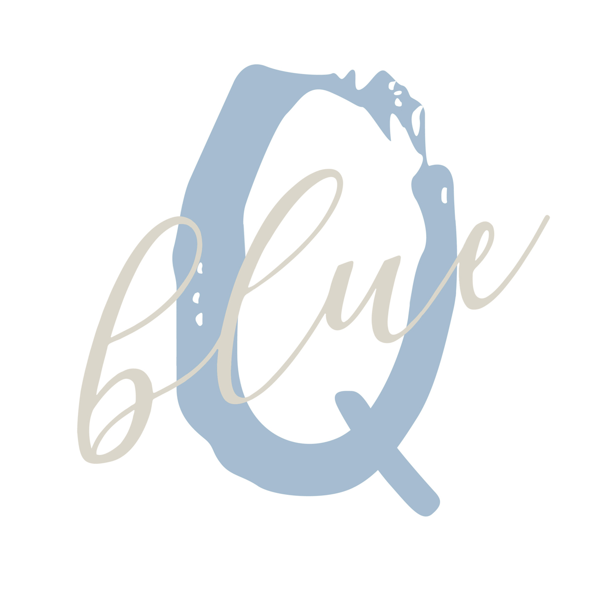 Quiet Blue Logo