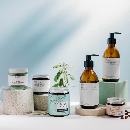 Beauty products available through Circla