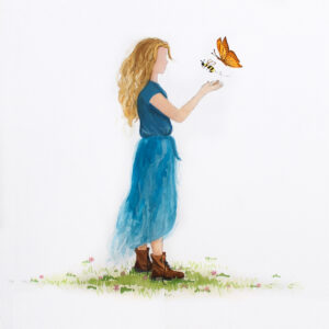 The Butterfly and the Honeybee Album Cover