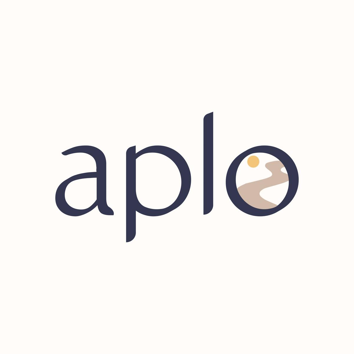 Aplo Sandals Logo