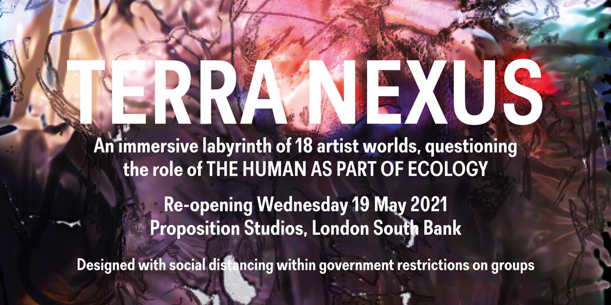 Poster for Terra Nexus