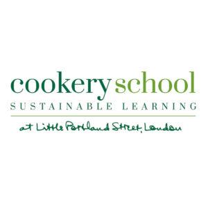 Cookery School at Little Portland Street Logo