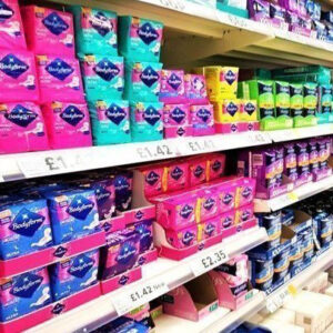 Make all Menstrual Products Plastic Free